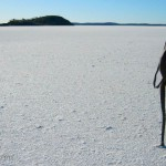 Hanging on the Horizon – Lake Ballard