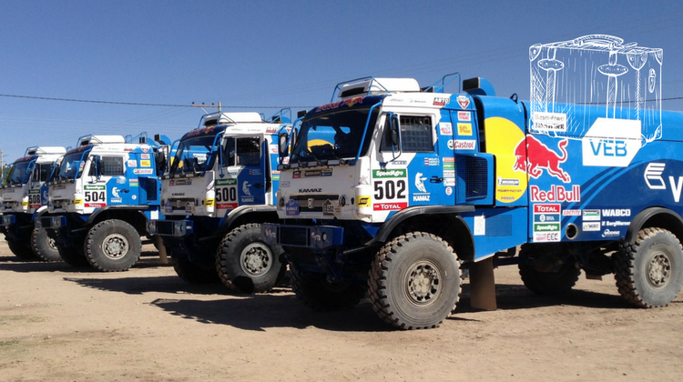 Dakar Rally – A View From the Inside