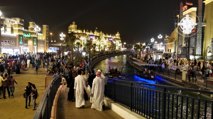 Snapshot:   Global Village, Dubai
